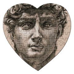 David Jigsaw Puzzle (heart)