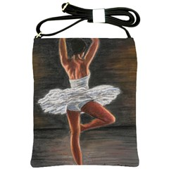 Ballet Ballet Shoulder Sling Bag