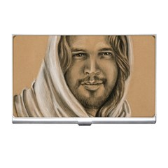 Messiah Business Card Holder by TonyaButcher