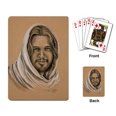 Messiah Playing Cards Single Design by TonyaButcher