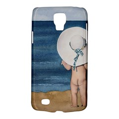 Mom s White Hat Samsung Galaxy S4 Active (i9295) Hardshell Case