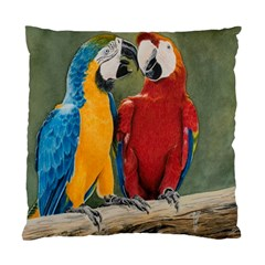 Feathered Friends Cushion Case (two Sided)