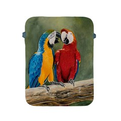 Feathered Friends Apple Ipad Protective Sleeve
