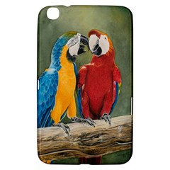 Feathered Friends Samsung Galaxy Tab 3 (8 ) T3100 Hardshell Case  by TonyaButcher