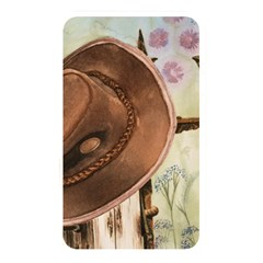 Hat On The Fence Memory Card Reader (rectangular) by TonyaButcher