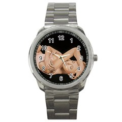 Gentle Embrace Sport Metal Watch