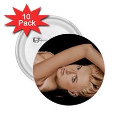 Alluring 2.25  Button (10 pack)