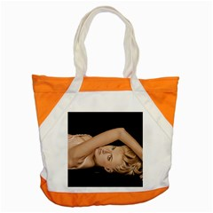 Alluring Accent Tote Bag by TonyaButcher