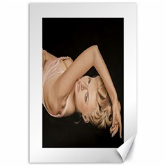 Alluring Canvas 24  x 36  (Unframed)
