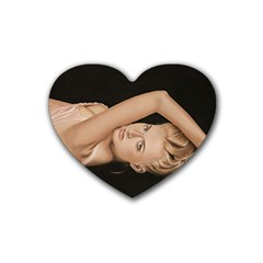 Alluring Drink Coasters 4 Pack (Heart)