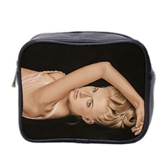 Alluring Mini Travel Toiletry Bag (Two Sides)
