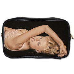 Alluring Travel Toiletry Bag (one Side) by TonyaButcher
