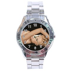 Alluring Stainless Steel Watch