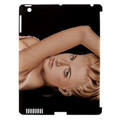 Alluring Apple iPad 3/4 Hardshell Case (Compatible with Smart Cover)