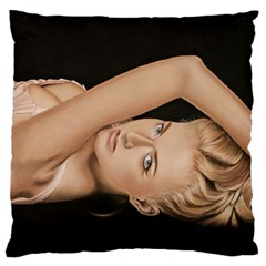 Alluring Large Cushion Case (Two Sided)