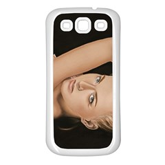 Alluring Samsung Galaxy S3 Back Case (White)
