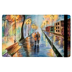 Just The Two Of Us Apple Ipad 2 Flip Case by TonyaButcher
