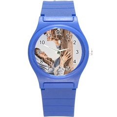 Stabat Mater Plastic Sport Watch (small)