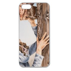 Stabat Mater Apple Seamless Iphone 5 Case (clear)