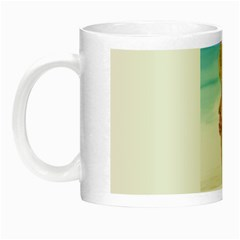 Beach Play Sm Glow In The Dark Mug by TonyaButcher