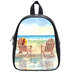 Time To Relax School Bag (small)