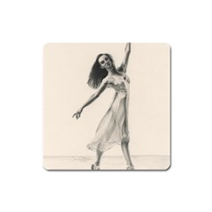 Perfect Grace Magnet (square) by TonyaButcher