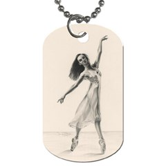 Perfect Grace Dog Tag (two Sided)  by TonyaButcher