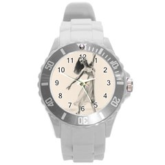 Perfect Grace Plastic Sport Watch (large) by TonyaButcher