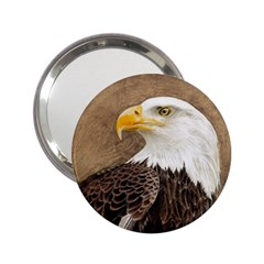 Eagle Handbag Mirror (2 25 ) by TonyaButcher