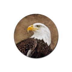 Eagle Drink Coasters 4 Pack (round) by TonyaButcher