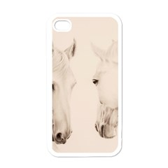 Tender Approach  Apple Iphone 4 Case (white) by TonyaButcher