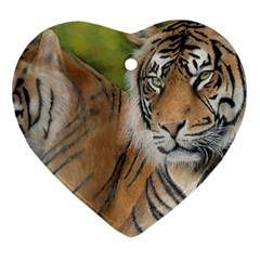 Soft Protection Heart Ornament