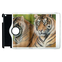 Soft Protection Apple Ipad 2 Flip 360 Case by TonyaButcher