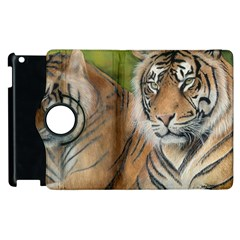 Soft Protection Apple Ipad 3/4 Flip 360 Case by TonyaButcher