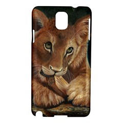 Playful  Samsung Galaxy Note 3 N9005 Hardshell Case by TonyaButcher