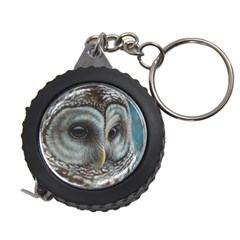 Barred Owl Measuring Tape by TonyaButcher