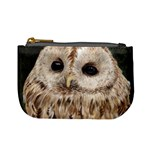 Tawny Owl Coin Change Purse Front