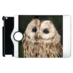 Tawny Owl Apple Ipad 2 Flip 360 Case