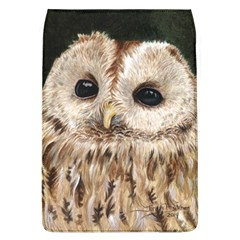 Tawny Owl Removable Flap Cover (large) by TonyaButcher
