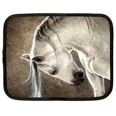 Humble Netbook Sleeve (large) by TonyaButcher