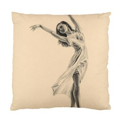 Graceful Dancer Cushion Case (two Sided)  by TonyaButcher