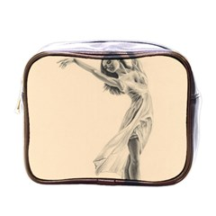 Graceful Dancer Mini Travel Toiletry Bag (one Side) by TonyaButcher