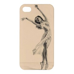 Graceful Dancer Apple Iphone 4/4s Hardshell Case