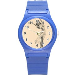 Graceful Dancer Plastic Sport Watch (small) by TonyaButcher