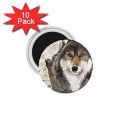 Hunter 1 75  Button Magnet (10 Pack) by TonyaButcher