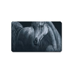 Equine Grace  Magnet (name Card)