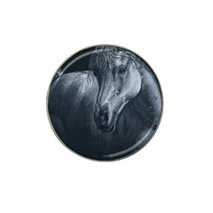 Equine Grace  Golf Ball Marker 4 Pack (for Hat Clip) by TonyaButcher