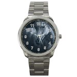 Equine Grace  Sport Metal Watch Front