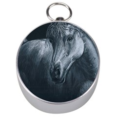 Equine Grace  Silver Compass by TonyaButcher