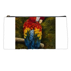Preening Pencil Case by TonyaButcher
